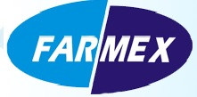 Logo Farmex Marca inregistrata OSIM prin Inventa Romania