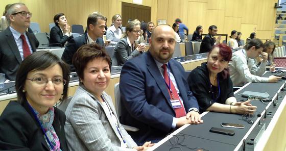 Intalnire OMPI Geneva 2015