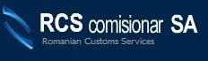 RCS Comisionar Logo - marca inregistrata prin Inventa Romania la OSIM